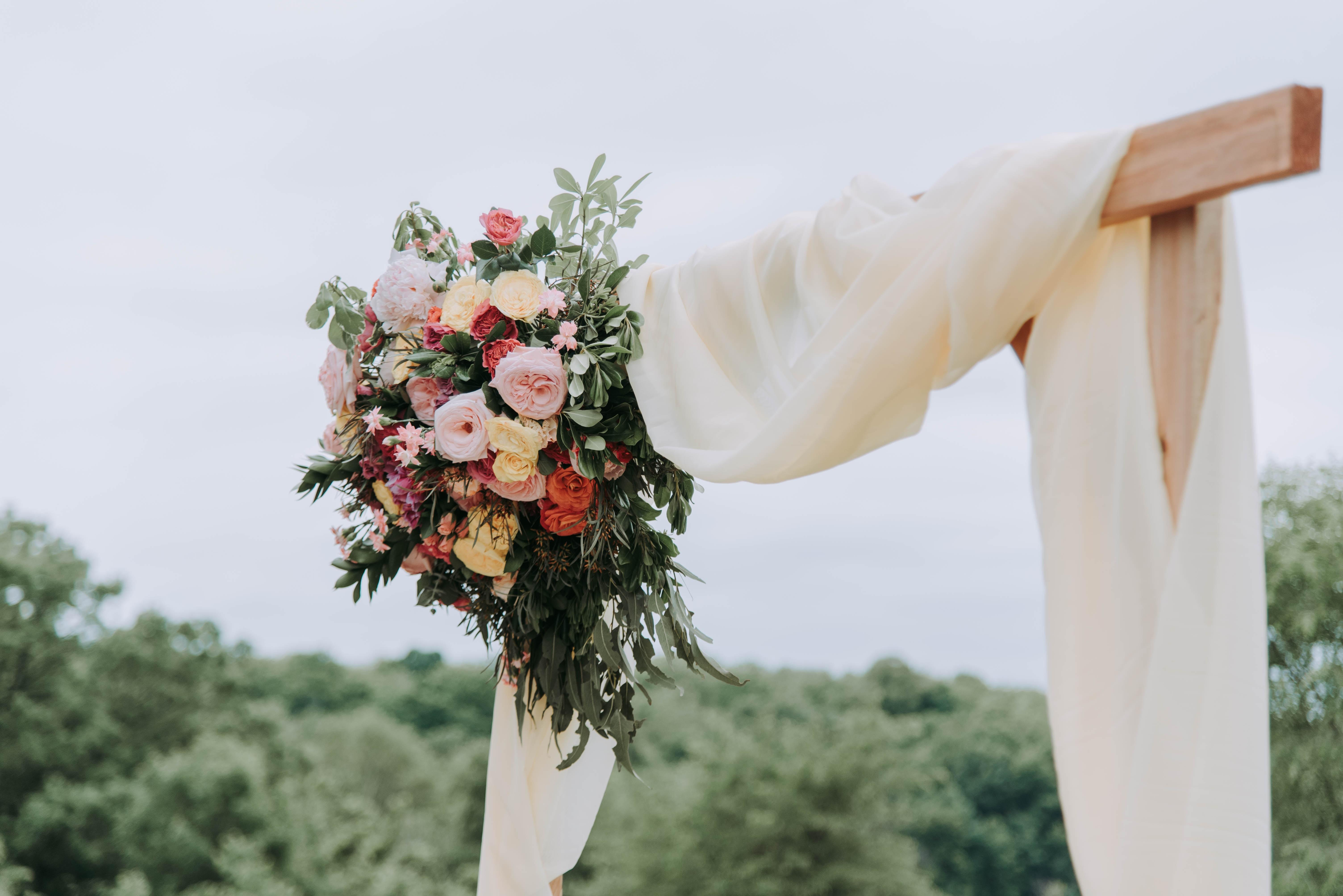 ślub w plenerze ślubne inspiracje
