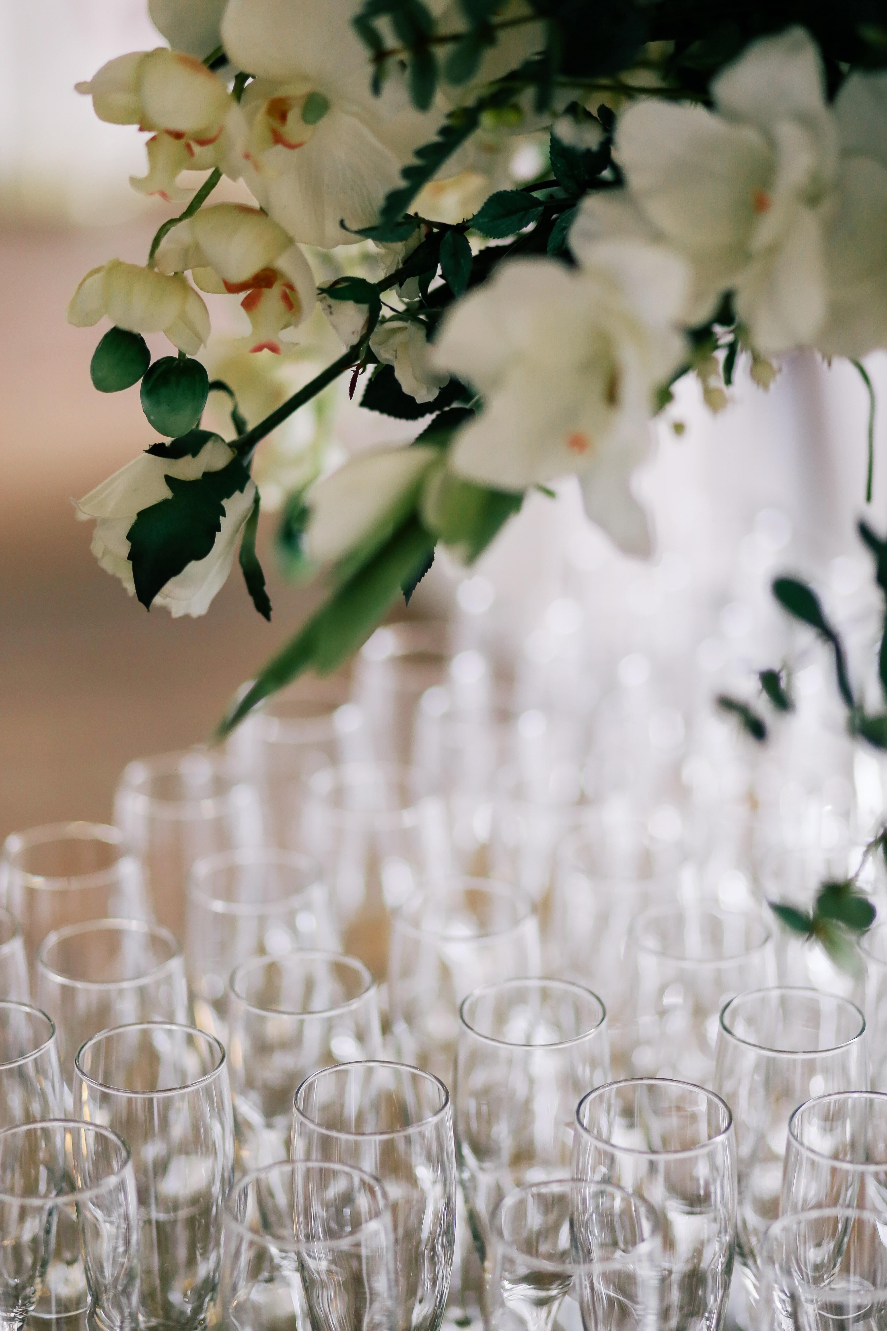przyjęcie weselne ślubne inspiracje