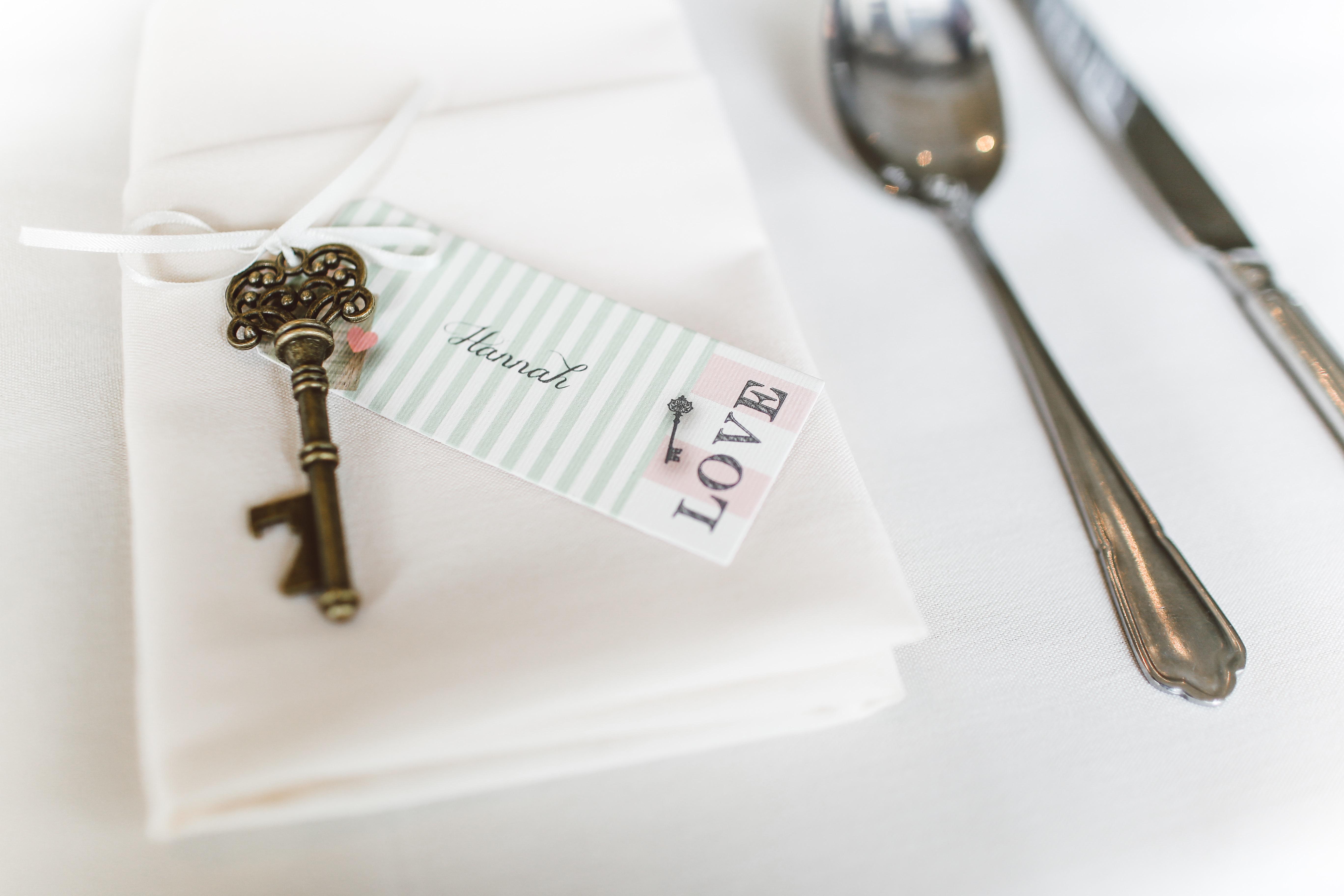 podziękowania dla gości ślubne inspiracje